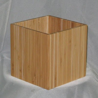 Order Wholesale Bamboo Cubes for Flowers and Plants