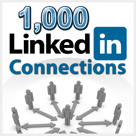 Make 1,0000 Linkedin Connections Fast