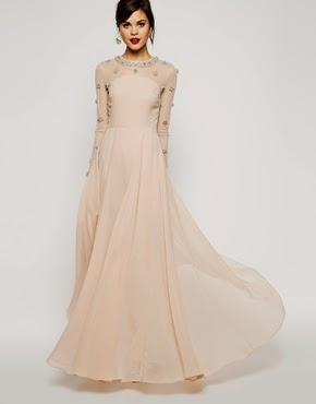 ASOS Red Carpet Princess Dress