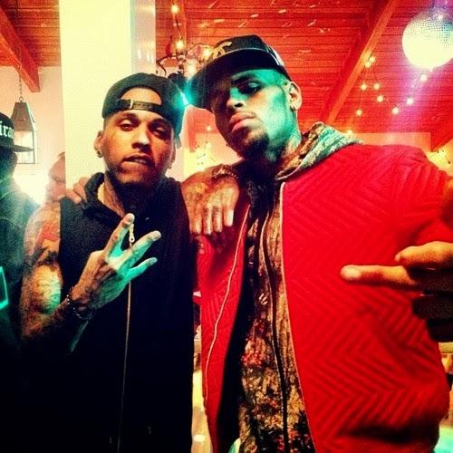 Kid Ink Ft. Chris Brown – Hotel (Lyrics)