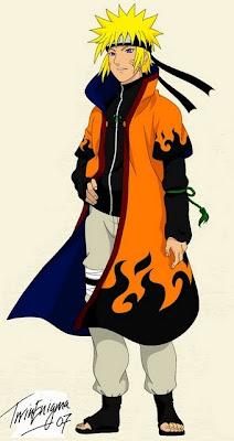 Naruto Hokage Ke 6