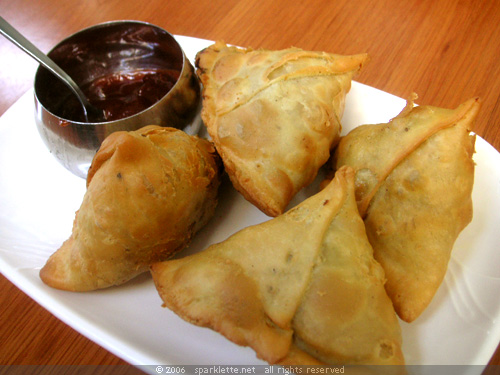 samosa what is ghazipur without its ruins what is a samosa ...