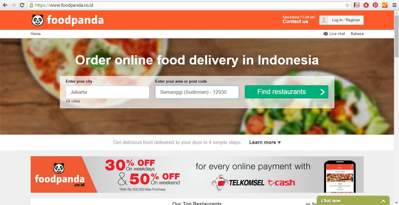 Foodpanda Indonesia