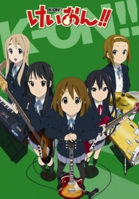 K-ON! Season 2 (Dub)
