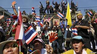 Bangkok Memanas, KBRI Menghimbau Wisatawan Waspada