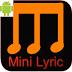 Minilyrics 1.0.17 Terbaru APK