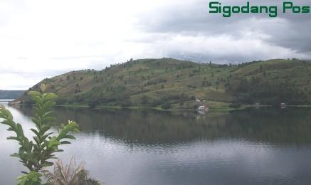 Foto Pemandangan Indah Alam Danau Toba