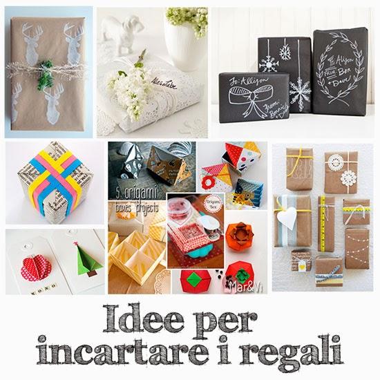 Mar vi blog idee per incartare i regali for Idee per regali