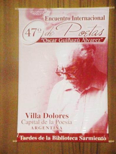 47° Encuentro Internacional de Poetas