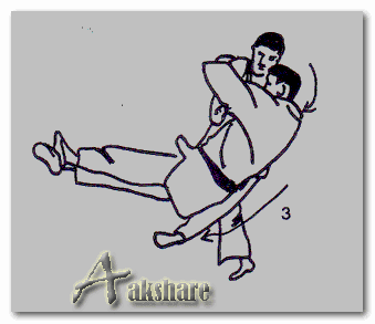 Teknik Dasar Bantingan Okuri Ashi Harai - Beladiri Judo