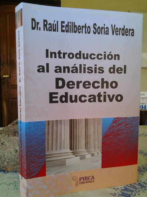 Libro de Derecho Educativo