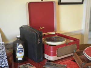 The old Dansette