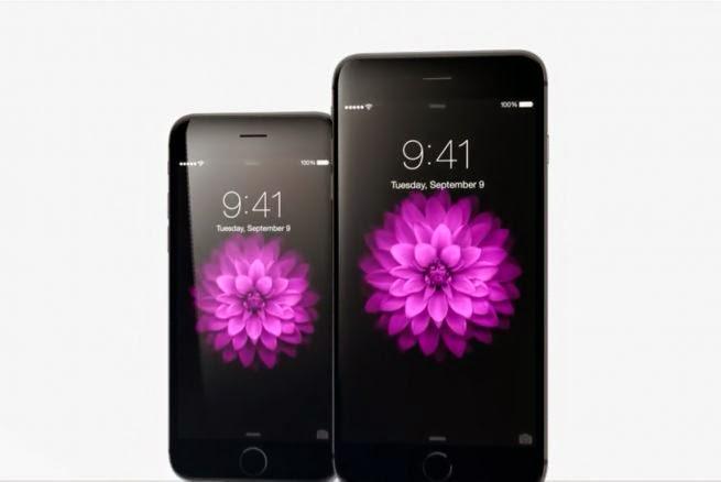 Apple bate récords con venta de cuatro millones de iPhones 6 en 24 horas