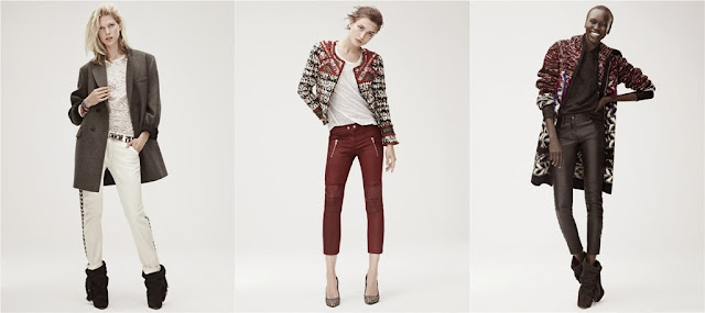 Isabel Marant Pour H&M Collection, Isabel Marant Price List, isabel marant, price list, fashion, clothing, accessories, women clothes