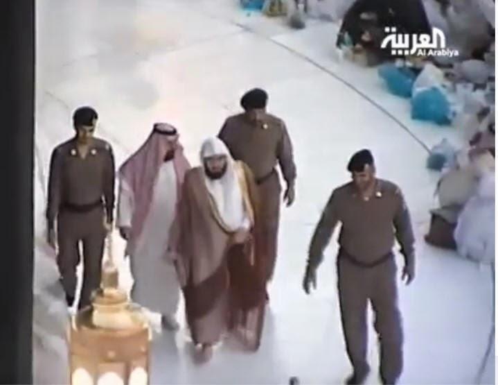 السعودية: شاهد ماذا حدث اليوم للسديس إمام الحرم المكي