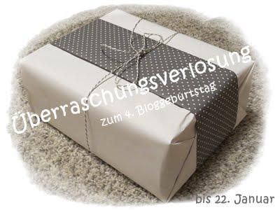 Giveaway im Schneckenhaus