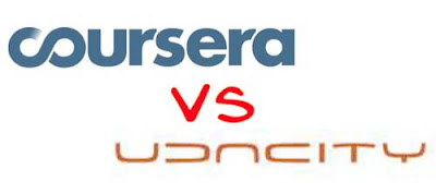 Coursera vs Udacity
