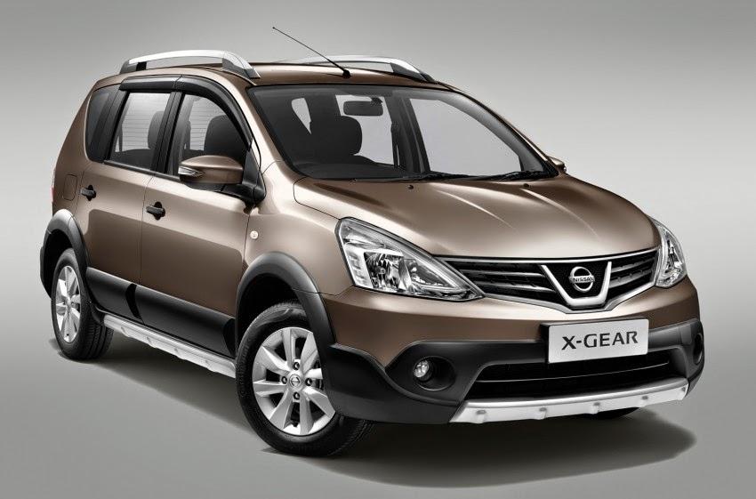 NISSAN Kota Kinabalu  Sabah  Nissan LIVINA X GEAR