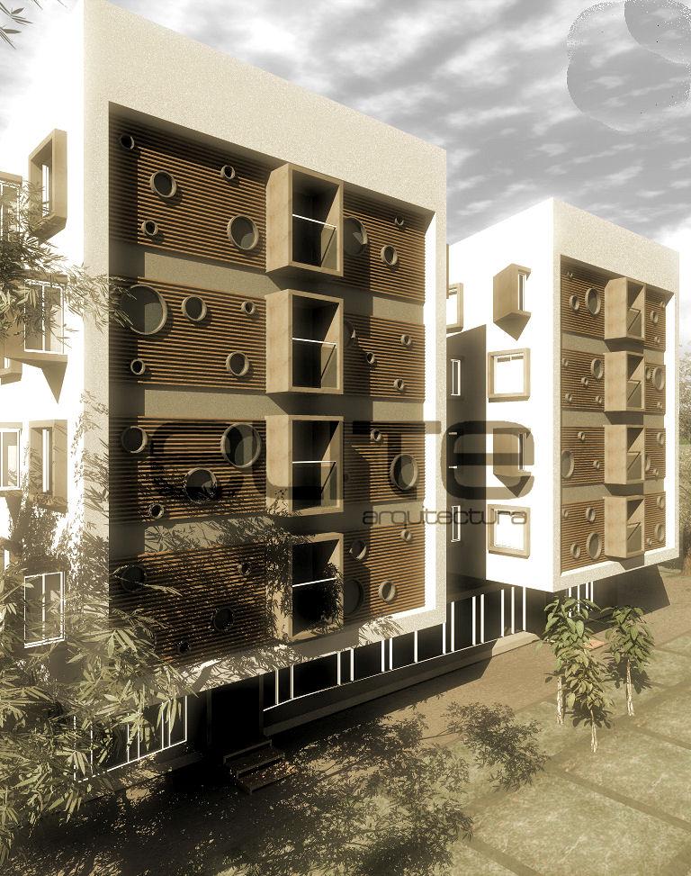 hogar geriatrico elite arquitectura