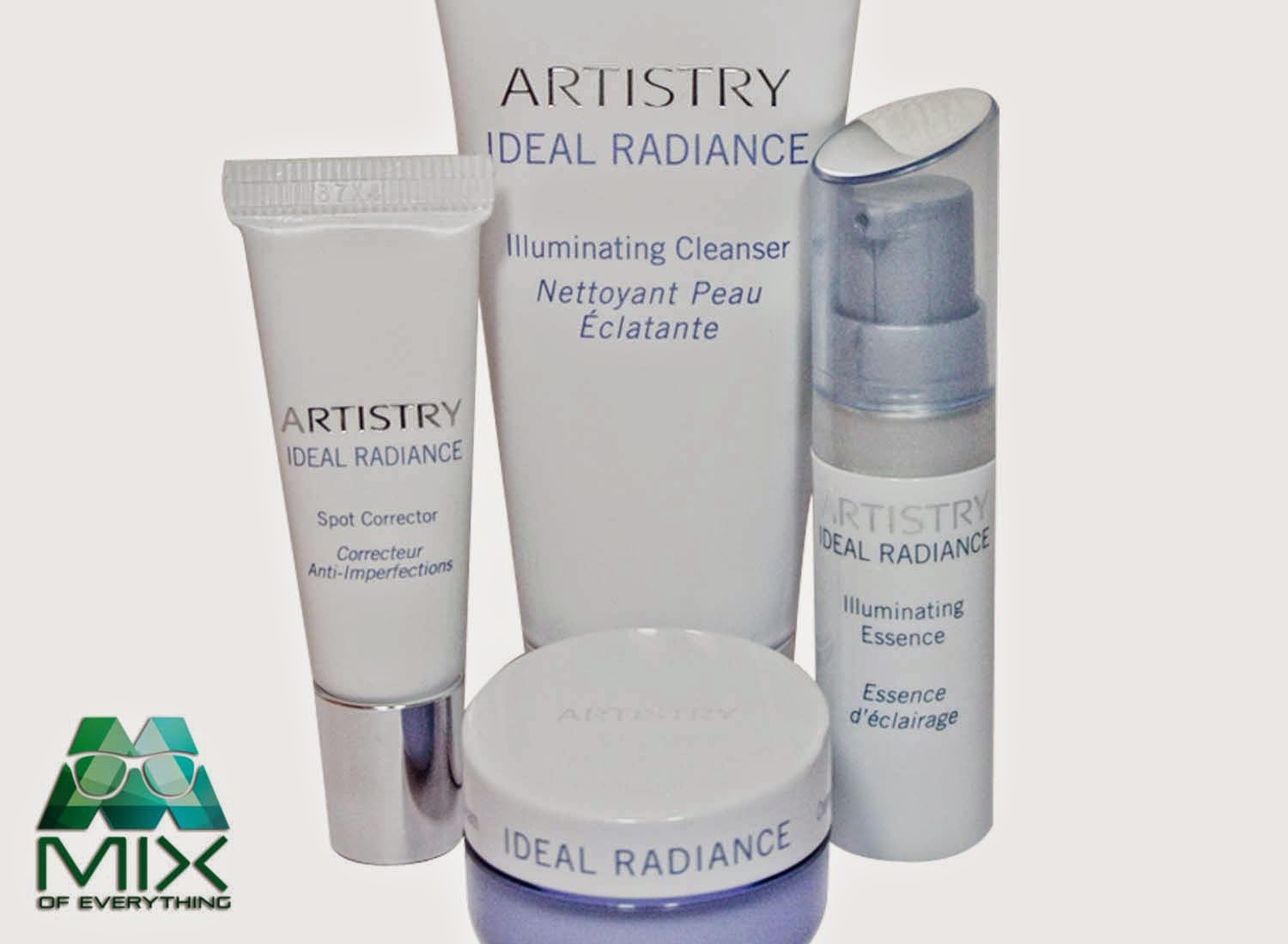 amway anti ageing products