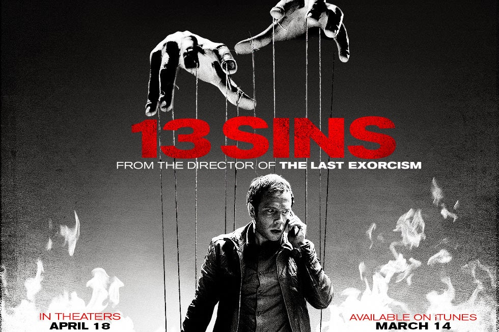 Download 13 Sins (2014) 720p WEBRip