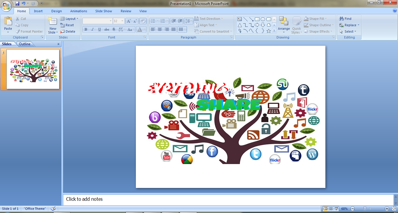 Microsoft Office Powerpoint Templates Free Download