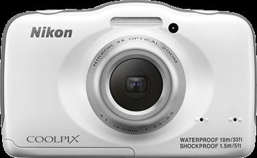 Nikon Coolpix S32 Camera User's Manual