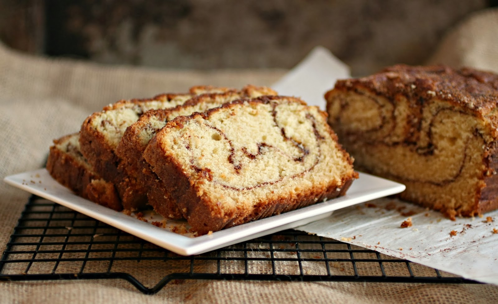 Hungry Couple: Sweet Cinnamon Bread