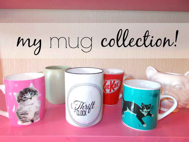 My mug collection video including a personalised one from Mr Nutcase!