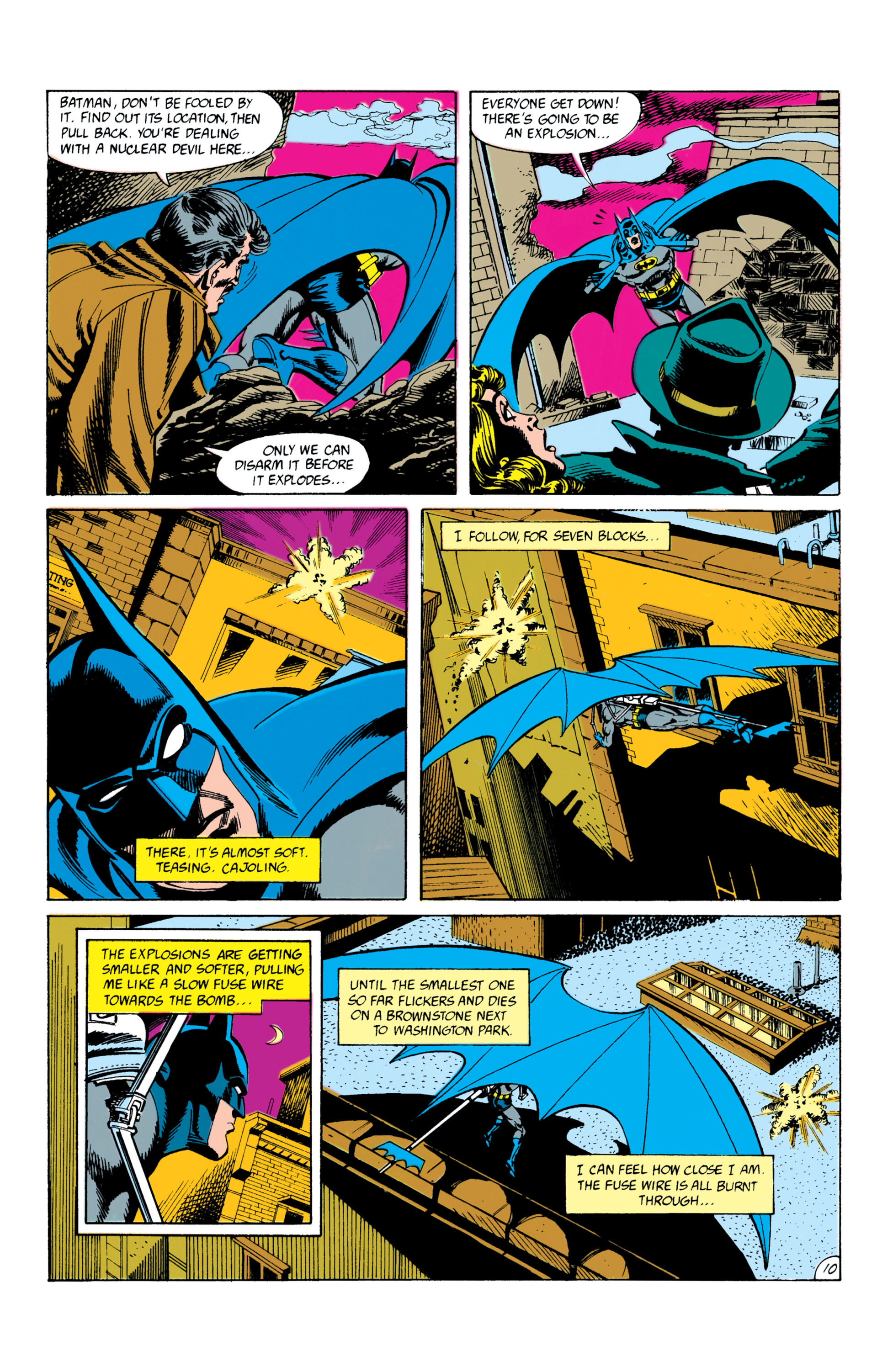 Detective Comics (1937) Issue #638 Page 11