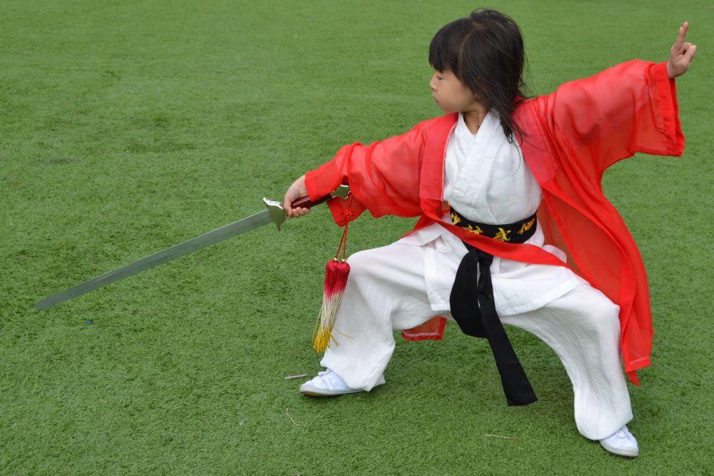 Wudang Kung-Fu en Guadalajara - Azuqueca de Henares - Master Paty Lee - Master Senna.Tlf 626992139