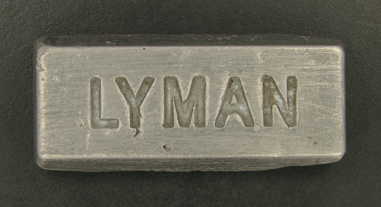 Lyman Silver Bar Creepingthyme Info