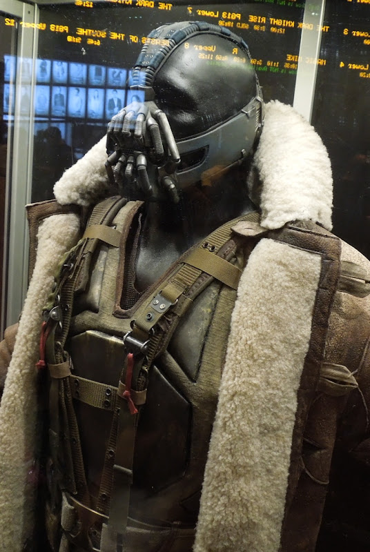 Bane 2012 movie costume