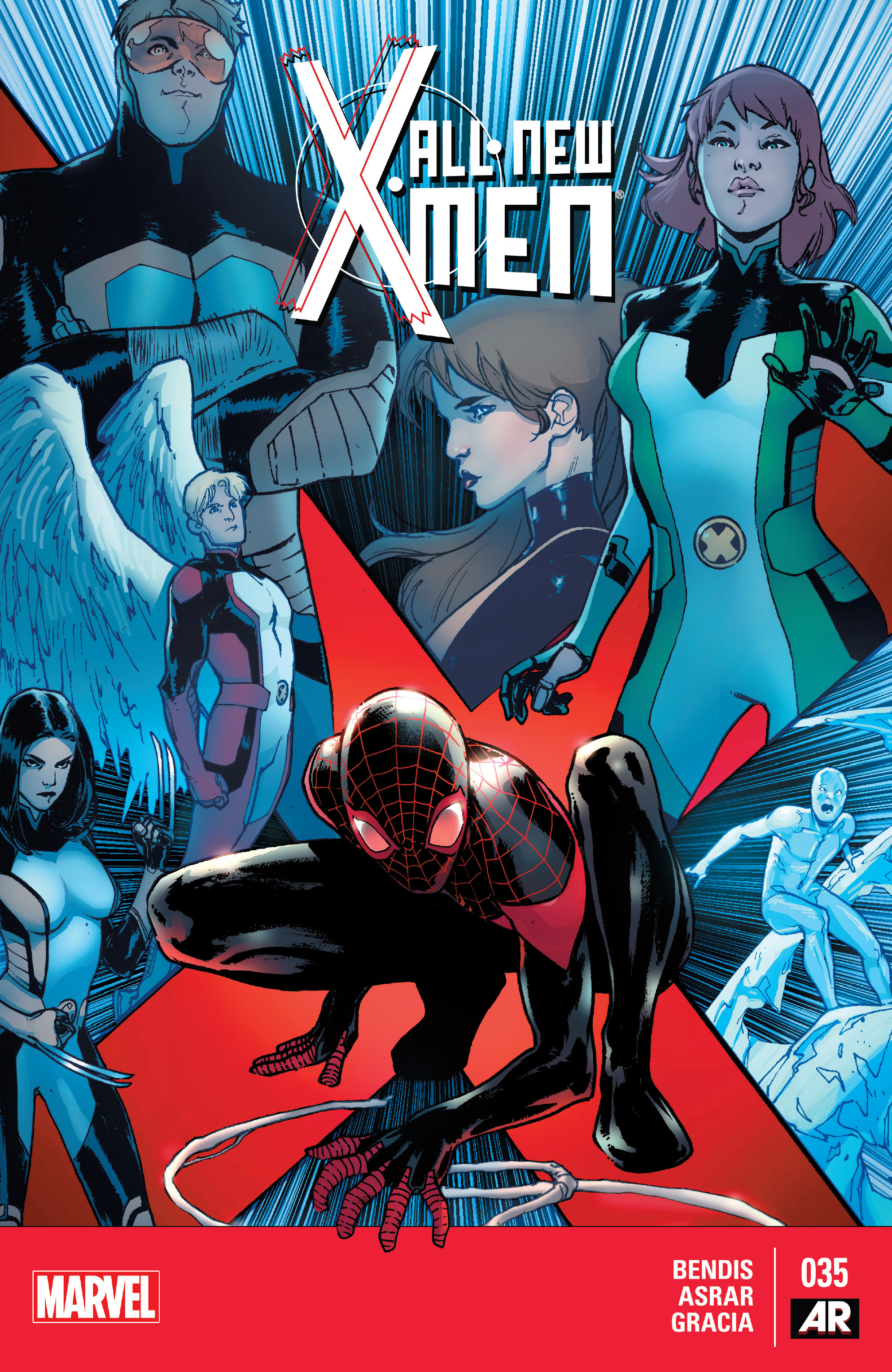 All-New X-Men (2013) issue 35 - Page 1