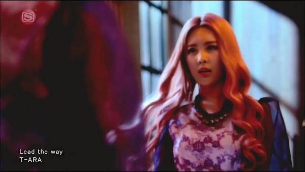 Qri T-ara Lead The Way