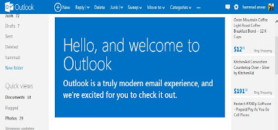 Microsoft's Improved Email Service Outlook.com