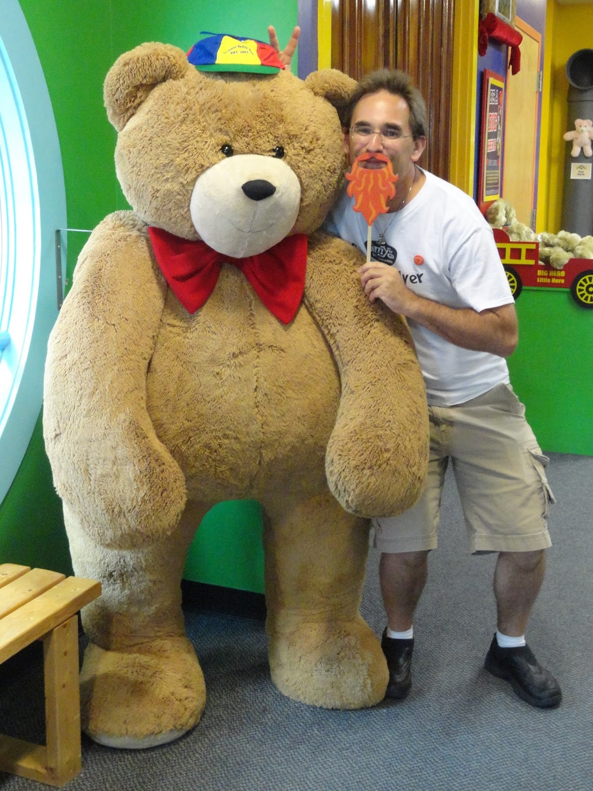 Is There A Build A Bear In Vermont