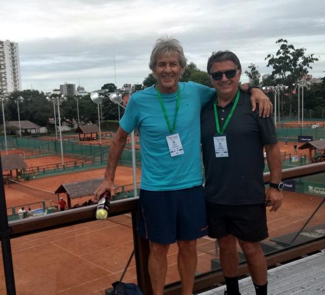 ITF SENIORS G2 STA CRUZ - BOLIVIA CHAU MENDOCINOS