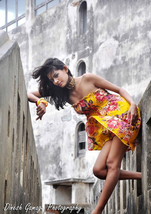 srilankan model photos