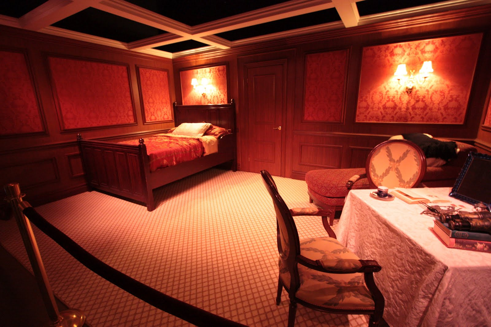 Inside The Titanic Before It Sank Viewing Gallery For - ...