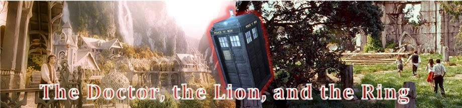The Doctor, the Lion, and the Ring