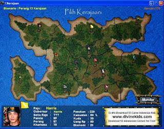 Free Download Games 13 Kerajaan Untuk KOmputer Full Version ZGASPC