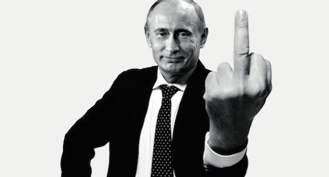 Putin: We Will Capture ISIS, Even If They're On The Toilet