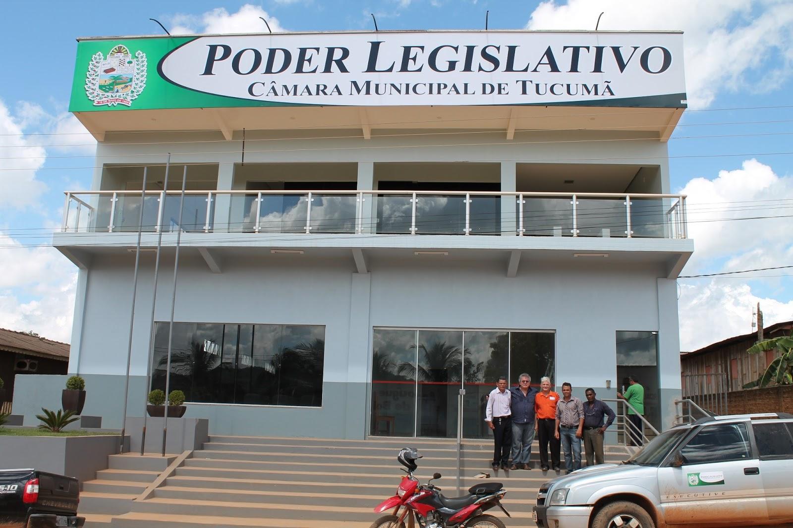 Resultado de imagem para Câmara de Tucumã