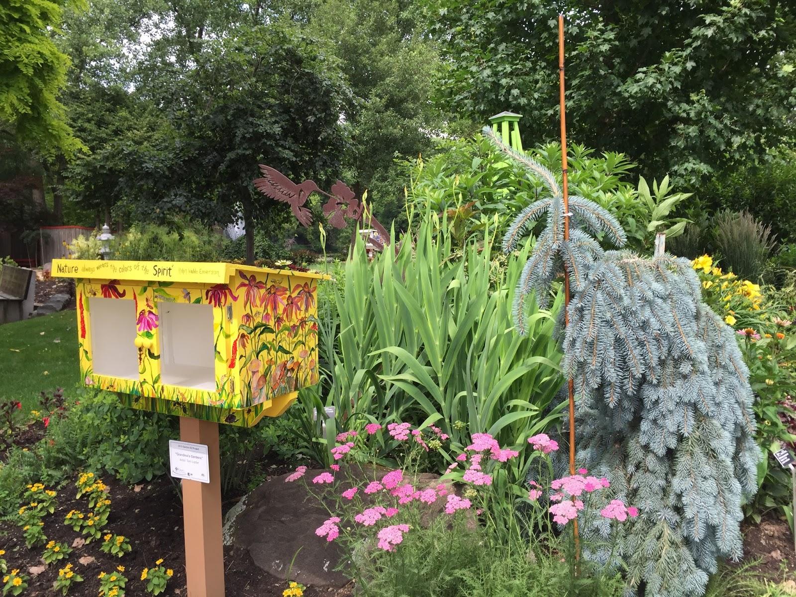 Think Global Garden Local Janesville Rotary Garden 39 S