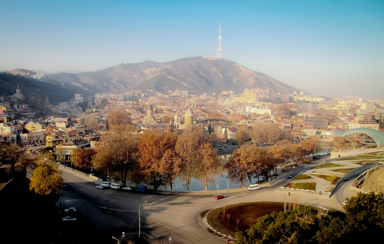 Travel Amp Adventures Tbilisi ���ბილისი A Voyage To