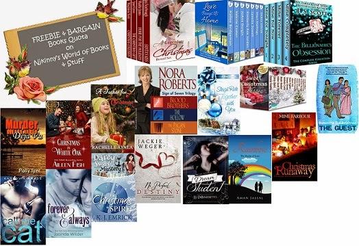 FBQ(52)--> Free and Bargain books quota
