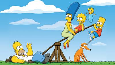 Los Simpsons, una de las series de animación con más éxito