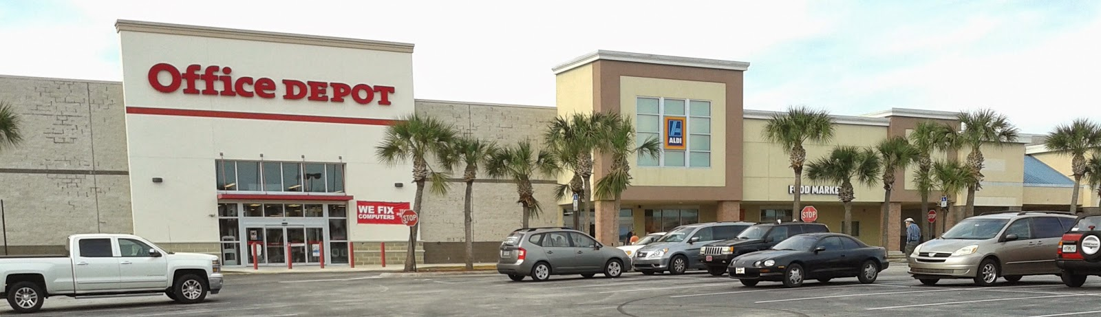Former Albertsons #4416   Palm Bay, FL