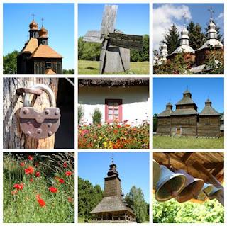 Fotos de iglesias y capillas en comunidades rurales